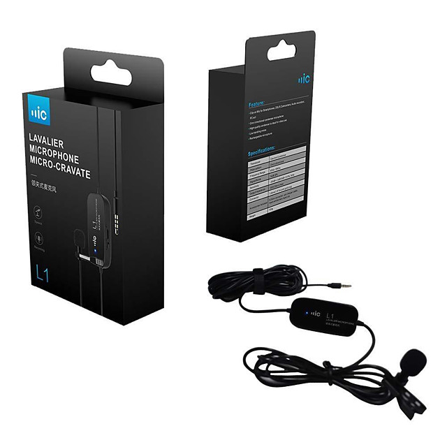Wired Microphone Condenser Microphone Multi Function Best Quality 3.5mm Jack 2.2 ohm PC, Notebooks and Laptops Mobile Phone for Studio Recording & Broadcasting