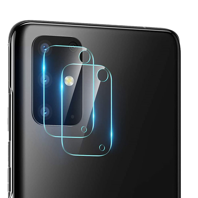 Back Camera Lens Tempered Glass For Samsung Galaxy S20 / S20Plus / S20 Ultra S10 / S10Plus / S10E / S9 / S9 Plus /S8 /S8Plus /Note 8 / Note 9 / Note 10 Plus  / A71 / A5 Tective Film Screen Protector