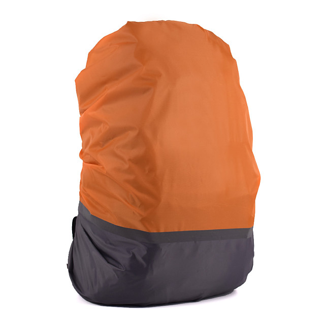 18-30 L Storage Bag Backpack Rain Cover Lightweight Rain Waterproof Anti-Slip Fast Dry Outdoor Hiking Climbing Camping Polyester Red / Yellow Red+Blue Red