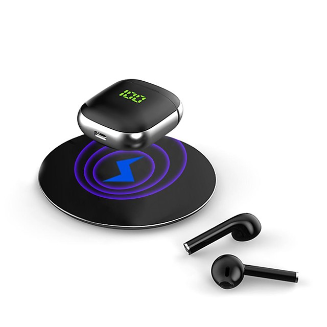 WK60 Pro TWS Wireless Bluetooth Earbuds With Wireless charging LED Display Headset For Smart Phone