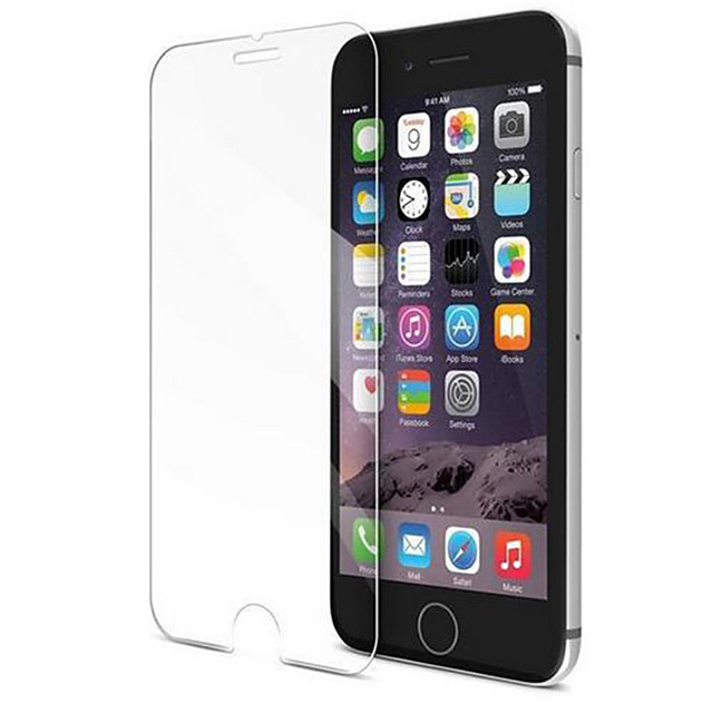 Screen Protector for Apple iPhone SE (2020) / iPhone 8 / 7 SZKINSTON 3D 9H Nano Full Scratchproof Anti-fingerprint High Fiber High Definition (HD) Front Tempered Glass Screen Protector Protective Film