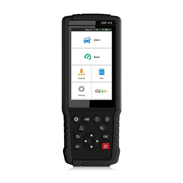 Launch 12pin OBD-II No Vehicle Diagnostic Scanners