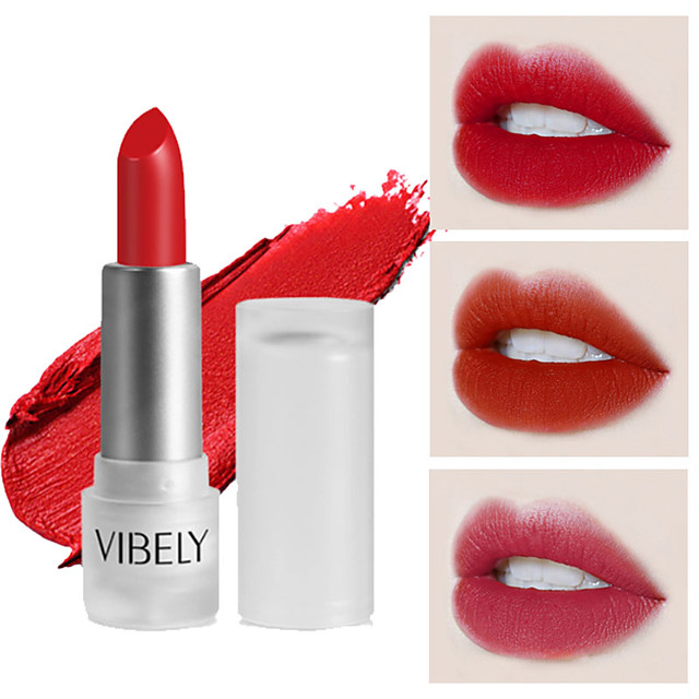 1 pcs # Daily Makeup Waterproof / Matte / Transparent Matte Moisturizing / Long Lasting / Convenient Traditional / Fashion Makeup Cosmetic Grooming Supplies