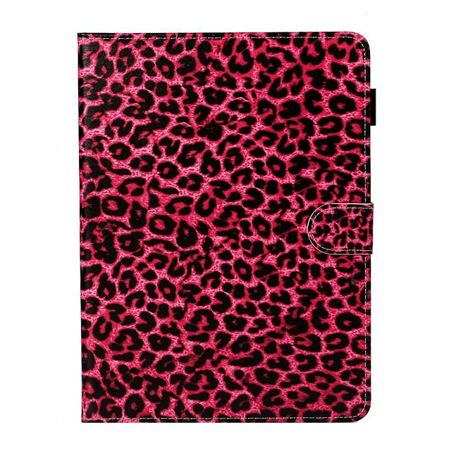 Case For Apple iPad New Air 10.5 / iPad Mini 3/2/1/4/5 Card Holder / with Stand / Flip Full Body Cases Tile PU Leather For iPad 10.2 2019/Pro 11 2020/Pro 9.7/2017/2018