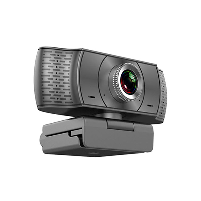USB 2.0 Web Camera Full HD 1080P Webcam Ashu H601 Video Recording Web Camera 3.6mm Lens 90 Wide-angle 360 Manual Rotation With Microphone For PC Laptop Not Webcam Autofocus