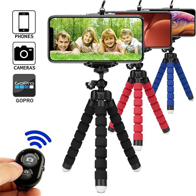 Flexible Gorillapod Octopus Mini Tripod for Phone Camera Mini Tripods for Phone Mobile Tripod For iPhone Samsung Xiaomi