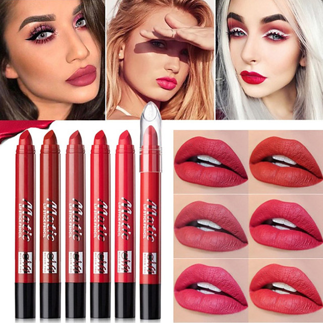 1 pcs # Daily Makeup Waterproof / Matte / Form Fit Matte Waterproof / Moisture / Long Lasting Traditional / Fashion Makeup Cosmetic Grooming Supplies