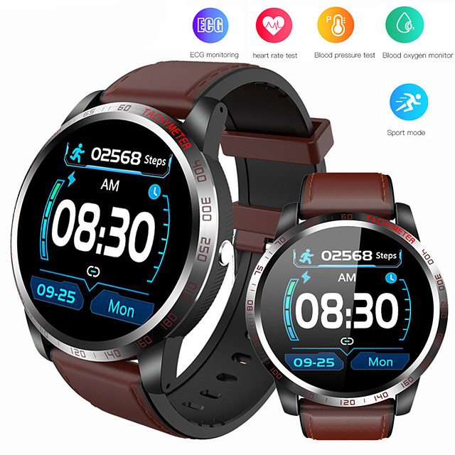 W3 Smart Watch Men IP68 Waterproof Reloj SmartWatch With ECG PPG Blood Pressure Heart Rate Sports Fitness watches