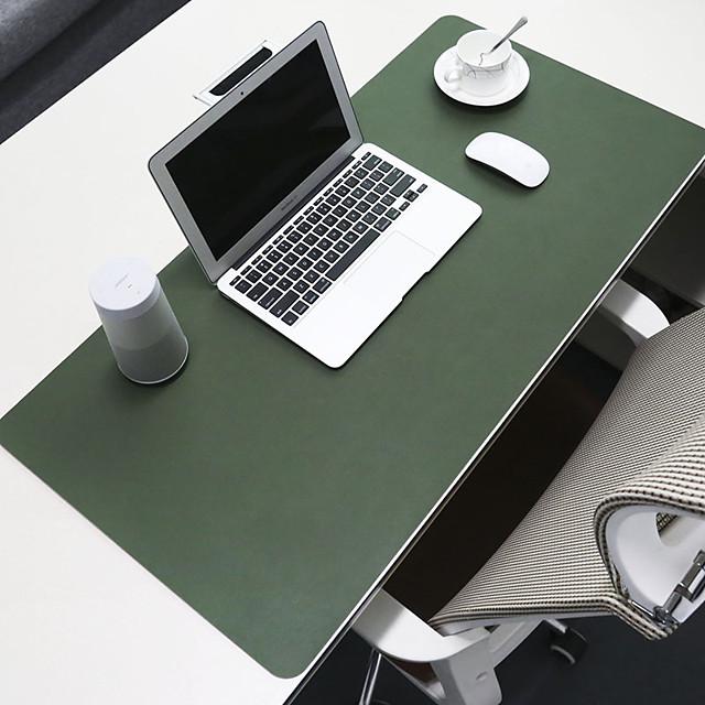 IFEIYO PG900 900*430*2 mm Leather Basic Mouse Pad Large Size Desk Mat Office Use