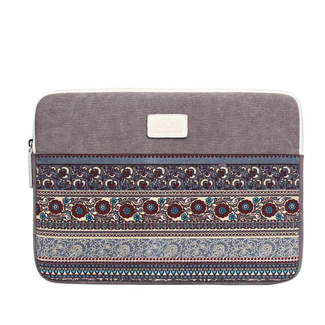 Laptop Liner Macbook Bag Canvas 13 14 15 Inch Tablet Bag For Ipad