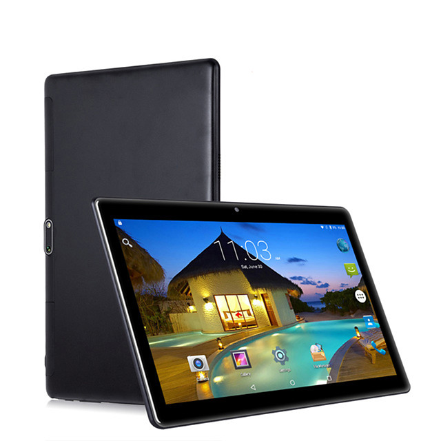 CY KT109 Android Tablet (Android 7.0 1280 x 800 Octa Core 2GB+32GB) / 5 / Micro USB / SIM Card Slot / 3.5mm Earphone Jack / IPS