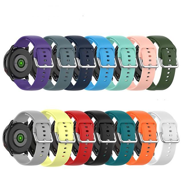 Watch Band for Vivoactive 3 / Garmin Forerunner245 / Garmin Venu Garmin Sport Band Silicone Wrist Strap