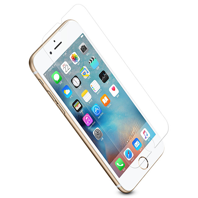 2.5D Transparent Mobile Phone Glass For iPhone SE 2020 Tempered Glass Screen Protector 2Packs