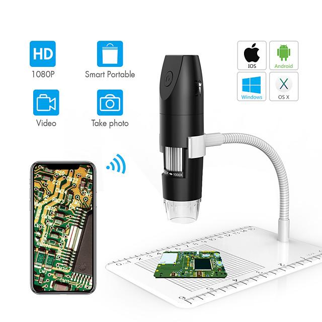 inskam316 Digital Microscope 1000X Wireless use