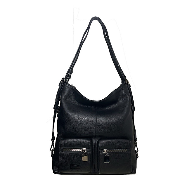 Women's Bags Cowhide Crossbody Bag Zipper for Daily Black / Fall & Winter