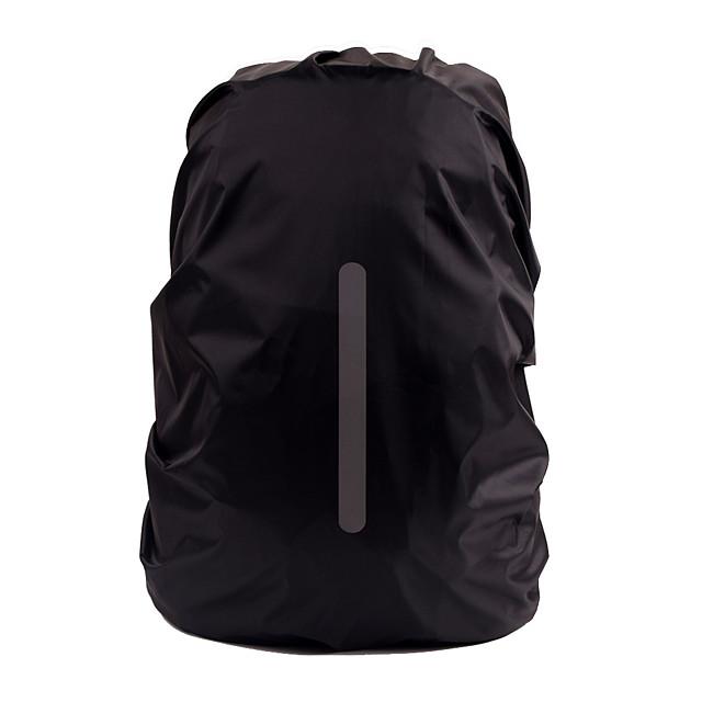 18-25 L Storage Bag Backpack Rain Cover Lightweight Rain Waterproof Anti-Slip Fast Dry Outdoor Hiking Climbing Camping Polyester Black Green
