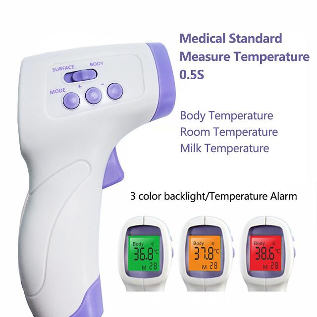 yna-800 érintés nélküli testhőmérő homlokán digitális infravörös hőmérő hordozható digitális mérőszerszám& amp; amp ce tanúsítvánnyal felnőtt csecsemők számára