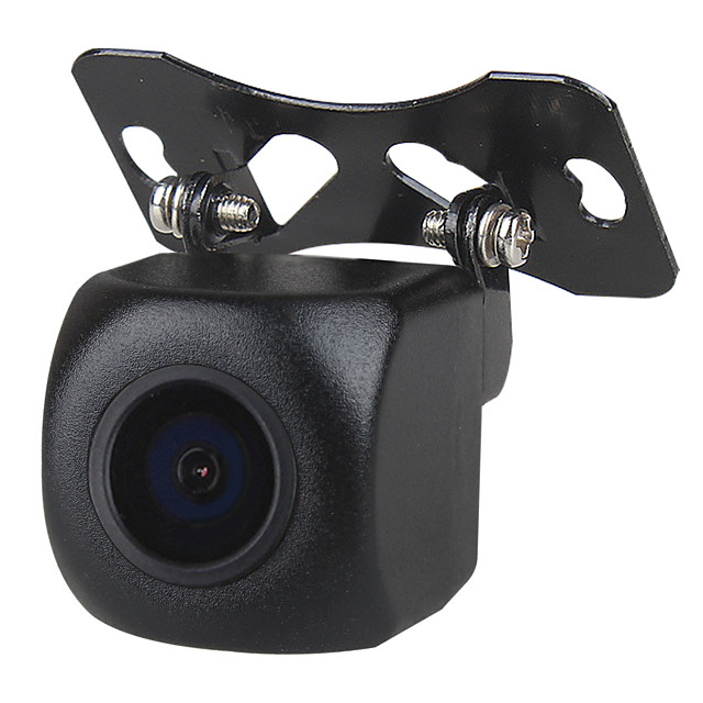 ZIQIAO 480 TV-Lines 1080x720 CCD Wired 170 Degree Rear View Camera Waterproof / Plug and play for Car