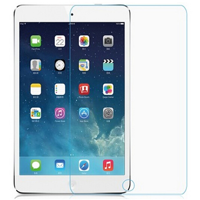 AppleScreen ProtectoriPad Mini 3/2/1 9H Hardness iPad Screen Protectors 4 pcs Tempered Glass