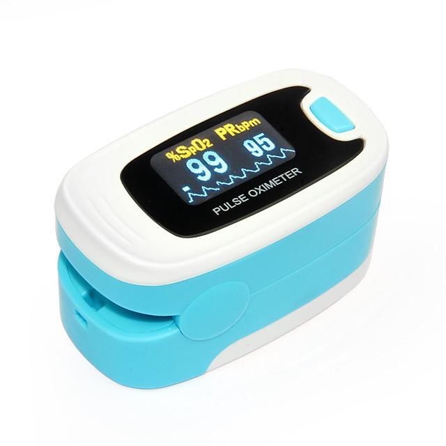 CMS50NA OLED Fingertip Pulse Oximeter Blood Oxygen Saturation SPO2 PR HR