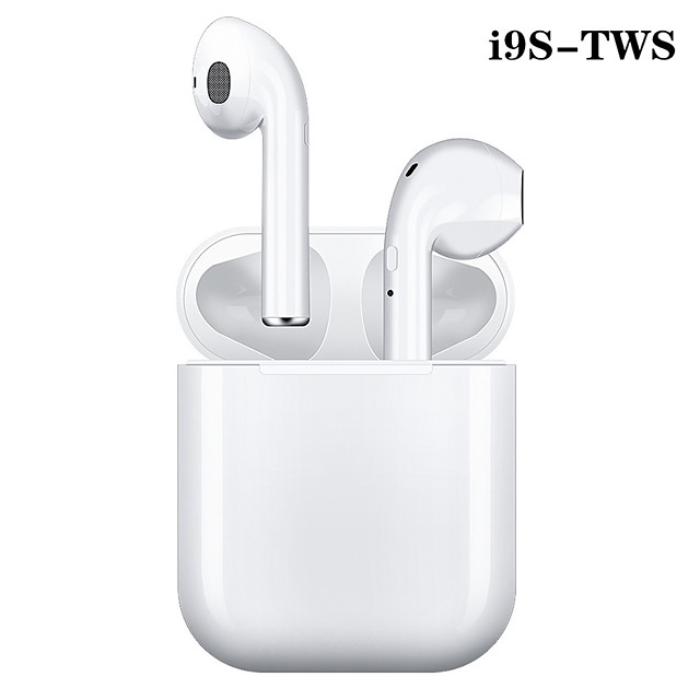 I9s Tws Mini Wireless Earbuds Bluetooth 5.0 Earphone Air Earbuds Handsfree Headset with Charging Box For Phone