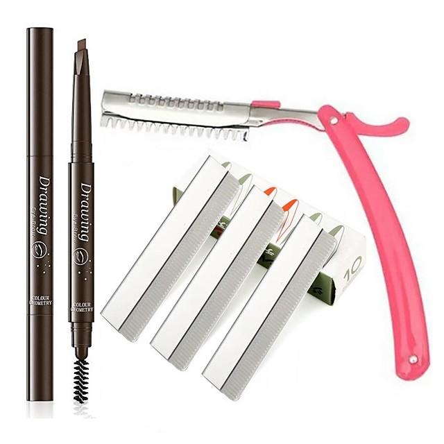 Eyebrow Pencil Eyebrow Shaping Knife Dry Safety Daily Wear Festival