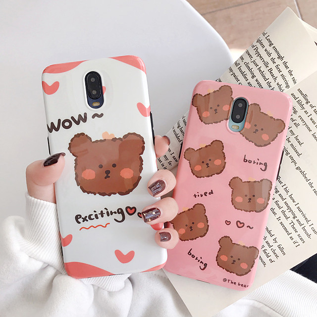 OPPO Phone Case IMD TPU Cartoon Pattern for OPPO RENO RENO2 R11 R15 R17 R9S Back Cover
