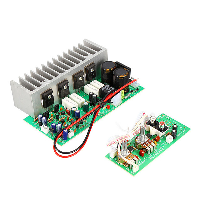 Amplifier Board Digital Audio Stereo Hi-Fi 24-28 V 350 1.0 Bass Amplifier Adapters 20-30 Hz for Car Home Theater Speakers DIY