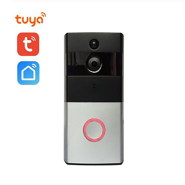 Video Doorbell 720P Video Improved Motion Detection Easy Installation