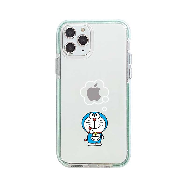 Case For Apple iPhone 11 / iPhone 11 Pro / iPhone 11 Pro Max Pattern Back Cover Transparent / Cartoon TPU