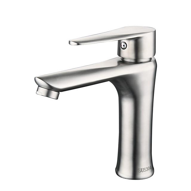 Basin hot and cold faucet single hole bathroom cabinet bathroom sanitary wash basin sink basin washbasin household faucet