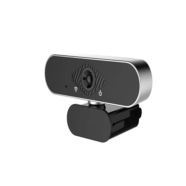 USB 2.0 Webcam Full HD 1080P Web Camera Ashu H601 Video Recording Web Camera With Microphone Metal Edging Design For PC Laptop Not Webcam Autofocus