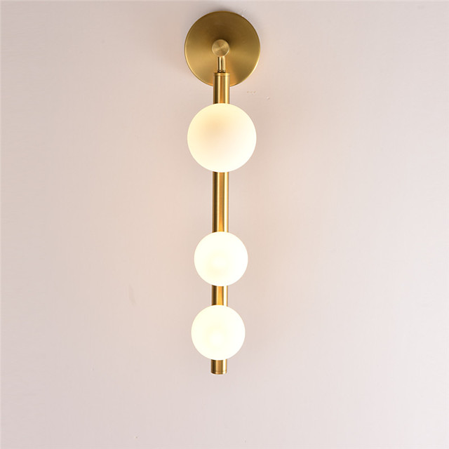 OYLYW Modern Nordic Style Wall Lamps & Sconces Living Room Bedroom Metal Wall Light 110-120V 220-240V 5 W