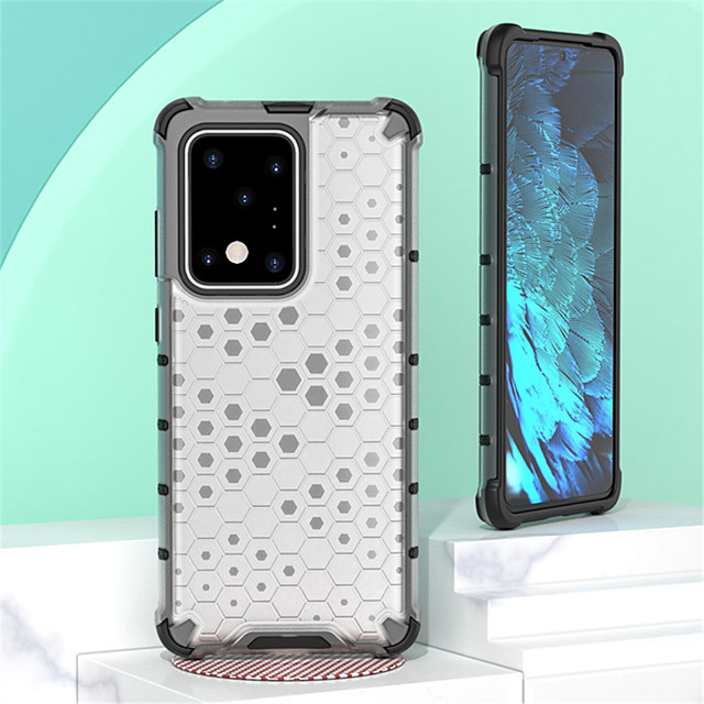 Shockproof Case for Samsung Galaxy A11 / A70E / A41 / A51 / A70 / A50 / A40 /A30 / A20S /A10S / A10 Phone Cover for Samsung Galaxy S20 / S20 Plus / S20 Ultra / S10 / Note 10 / Note 10 Plus