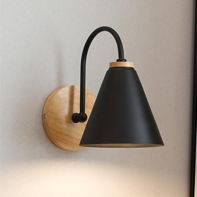 Modern Wall Lamps & Sconces Living Room Bedroom Metal Wall Light 110-120V 220-240V