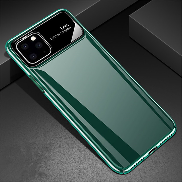 For iPhone SE 2020 / 11 / 11Pro / 11 Pro Max Case Luxury Tempered Glass Mobile Phone Case For X / XS / XR / XS Max / 8Plus / 8 / 7Plus / 7 Case Matte Mirror PC Capa