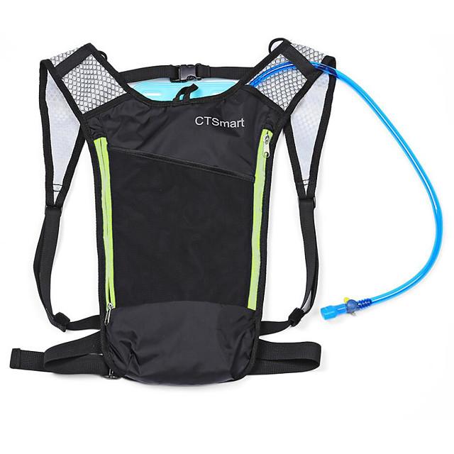 2 L Waterproof Bike Hydration Pack & Water Bladder Cycling Backpack Multifunctional Waterproof Cycling Bike Bag Oxford Cloth Bicycle Bag Cycle Bag
