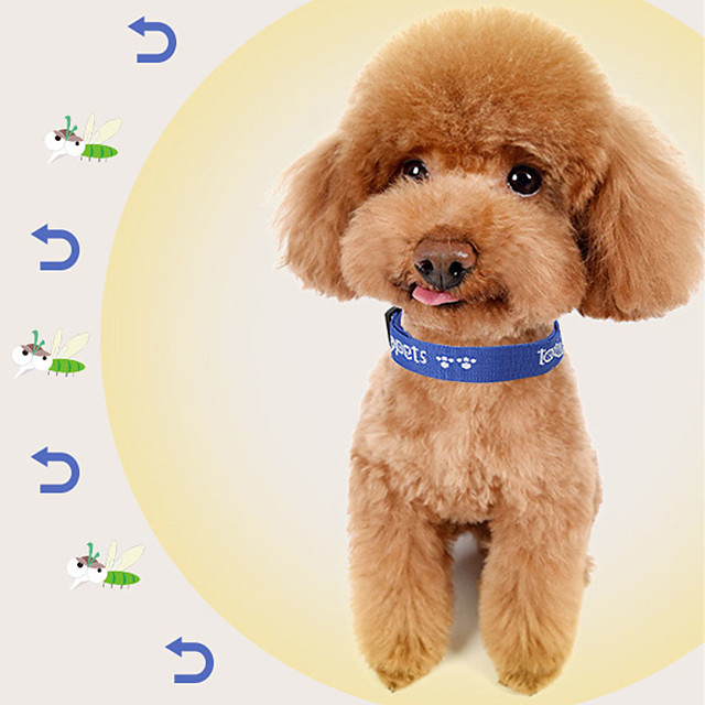Dog Cat Collar Soft Other Polyester