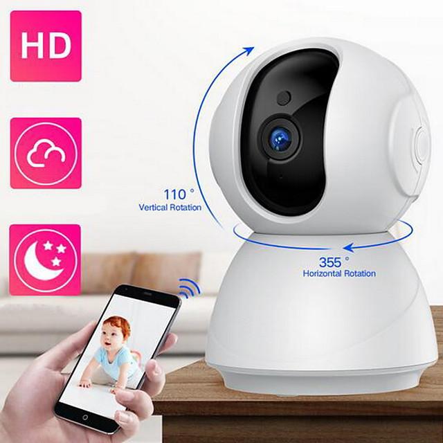 SDETER 1080P IP Camera Security Camera WiFi Wireless CCTV Camera Surveillance IR Night Vision P2P Baby Monitor Pet Camera