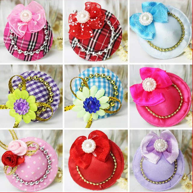 Pet hat hairpin 5 Pack