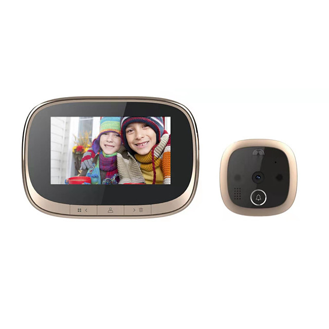 LITBest® 2 mp Baby Monitor Pan and Tilt 120 ° °C Night Vision Range  2 m 0 GHz