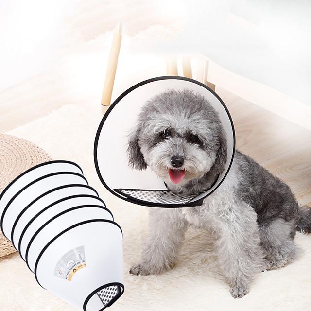 Dog Cat Elizabethan Collar Portable Lolita Other Material