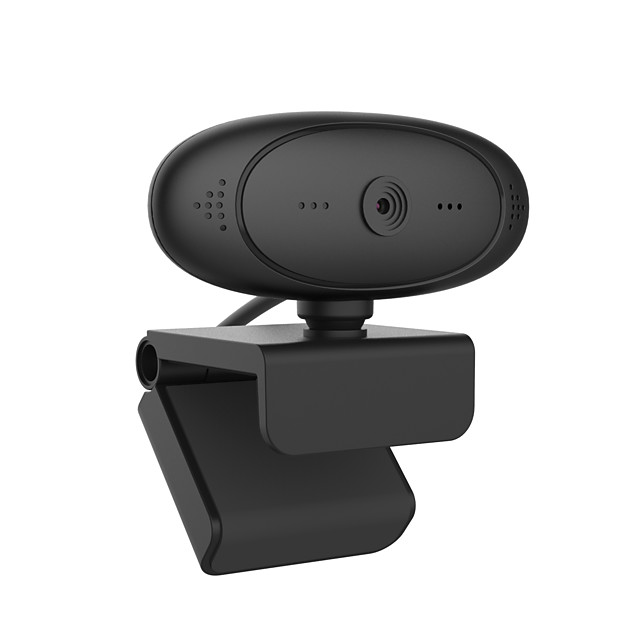 PC-C2 HD 1080P Webcam Mini Computer PC WebCamera Anti-peeping Rotatable Camera for Live Broadcast Video Conference Work