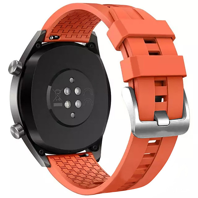 22mm Wrist Strap for Huawei Watch GT2 46mm Sport Band Silicone Watch Band