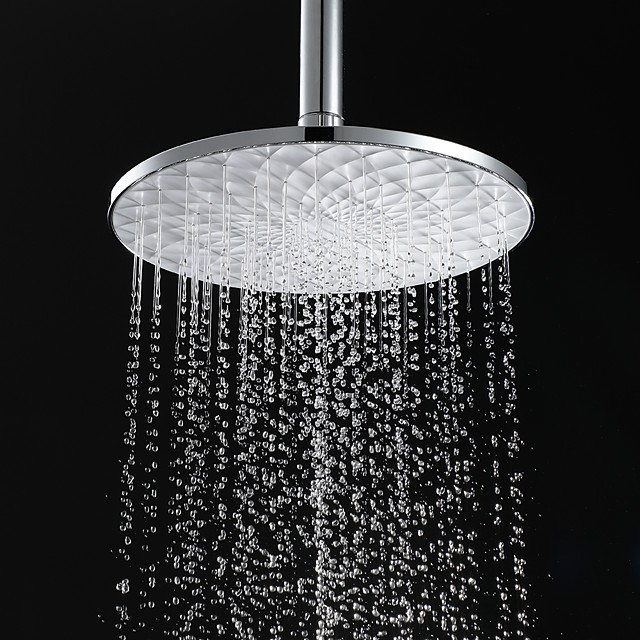 Contemporary Rain Shower Painted Finishes Feature - Shower / Rainfall, Shower Head