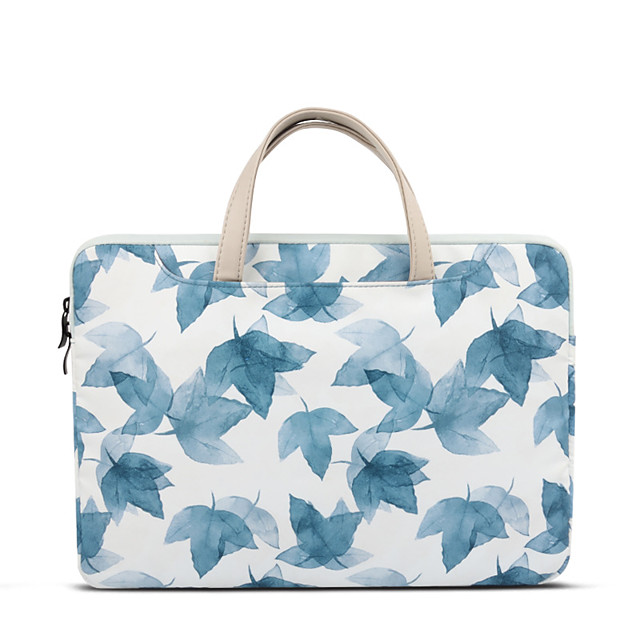 Multi Function Computer Inner Bag Waterproof Leather Handbag 11.6/12/13.3/14/15.6 Inch