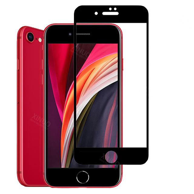 1pcs / 2pcs / 3pcs / 5pcs / 10pcs 11d vetro temperato per iphone se 20 11pro 6 6s 7 8 plus 11 xs max protezione dello schermo protettivo per iphone se 2020 x 11 pro vetro