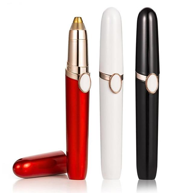 Recortador Elctrico De Cejas/Removedor De Vello De Cejas/Mini Afeitadora De Cejas/Depiladora Porttil Instantnea Sin Dolor (USB Charging)