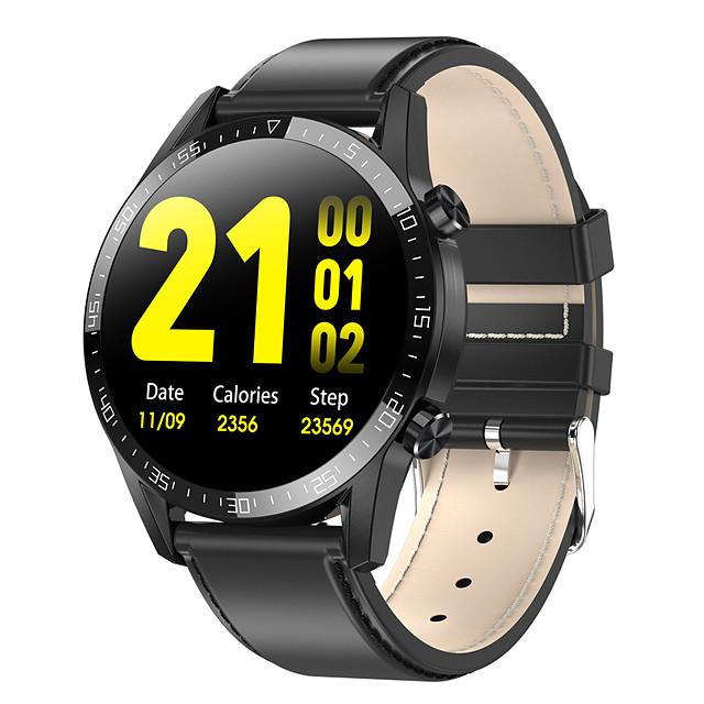 L13C Smart Watch MTK2502 Smartwatch Men Women ECG Heart Rate Monitor Blood Pressure Oxygen Long Standby Waterproof IP68 Clock