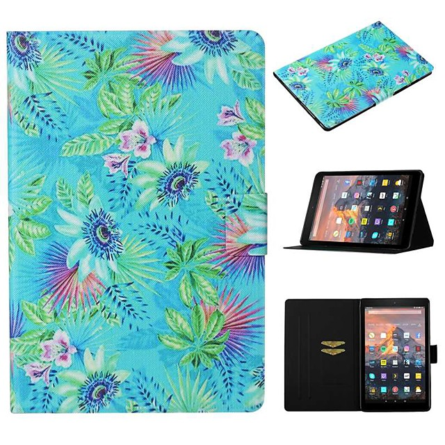 Case For Amazon Kindle Paperwhite 2 3 4 Amazon Hd8 2016 Card Holder With Stand Pattern Full Body Cases Scenery Pu Leather For Kindle Fire Hd 10 2015 2017 8014591 2021 29 99